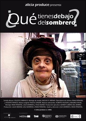 b9df5e7ca5247 ¿Qué tienes debajo del sombrero  (Un documental de Lola Barrera e Iñaki  Peñafiel) - www.juliomedem.org